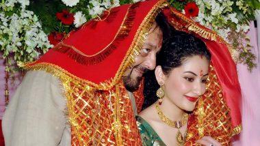 Maanayata Dutt Wishes Sanjay Dutt on 13th Marriage Anniversary with Heartfelt Instagram Post