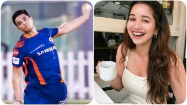 Sara Tendulkar Reacts After Arjun Gets Picked by Mumbai Indians in IPL 2021 Players Auction!