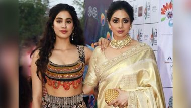 Janhvi Kapoor Remembers Mom Sridevi on Her Third Death Anniversary, Shares Loving Handwritten Note From the Late Actress