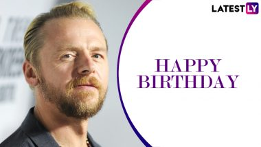 Simon Pegg Birthday: Burke & Hare, Mission: Impossible, Star Trek – 5 Roles Only the Actor Could Play So Effortlessly