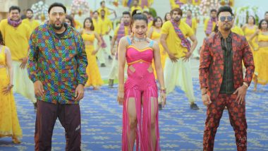 Top Tucker Music Video: Badshah, Rashmika Mandanna's Peppy Song Is a Perfect Party Anthem That Will Instantly Make You Groove – WATCH