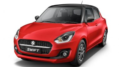 2021 Maruti Suzuki Swift Launched in India at 5.73 Lakh; Check Prices, Features, Variants & Specifications