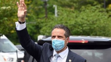 New York Governor Andrew Cuomo Groped Female Aide in Governor's Residence, Says Report