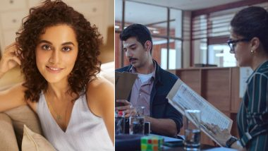 Dobaaraa: Taapsee Pannu Celebrates 1 Year of 'Thappad' As She Announces Her New Film