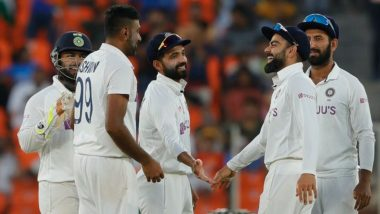 India vs England Day-Night Test Becomes the Shortest Completed Test Match Since the Second World War