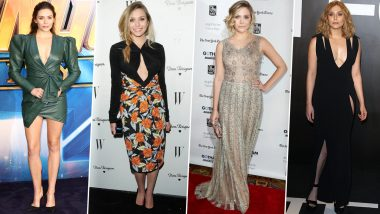 Elizabeth Olsen Birthday Special: Striking and Sexy, Her Fashion Choices Are Whistle-Worthy (View Pics)