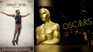 Oscars 2021: Suriya's Soorarai Pottru Only Indian Film Among The 366 Feature Films In Contention For Best Picture For 93rd Academy Awards
