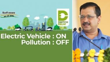 Delhi Aims To Become Electric Vehicle Capital of India, Here's a List of 72 Public EV Charging Stations in National Capital