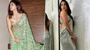 Fashion Faceoff: Kiara Advani or Bhumi Pednekar, Who Nailed this Manish Malhotra Saree Better?