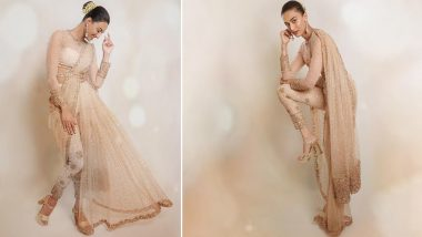Erica Fernandes' Fusion Outfit Looks Chic, Trendy and Uber-Glamorous (View Pics)