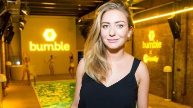 Whitney Wolfe Herd, 31-Year-Old CEO of Online Dating App Bumble, Becomes Youngest Woman Billionaire