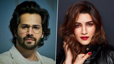 Bhediya: Varun Dhawan and Kriti Sanon in Amar Kaushik's Horror-Comedy, Film To Release on April 14 2022!