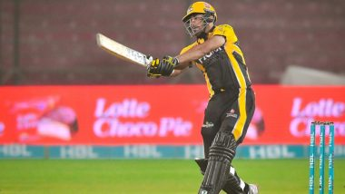 Wahab Riaz Smashes Dale Steyn for a Game-Changing Six During Peshawar Zalmi vs Quetta Gladiators PSL 2021 Match (Watch Video)