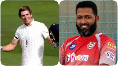 Wasim Jaffer Trolls Zak Crawley for his Statement About Third Umpire's Calls Going Against England During Day 1 of Day-Night Test Match