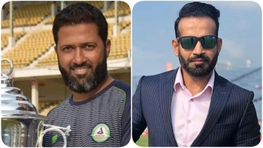 Irfan Pathan Tweets in Favour of Wasim Jaffer, Says, 'Unfortunate That You Have To Explain This'