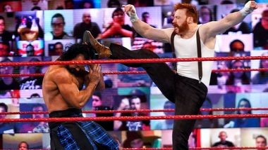 WWE Raw Feb 1, 2021 Results And Highlights: Edge Defeats Randy Orton; Sheamus Challenges Drew McIntyre For World Title (View Pics)