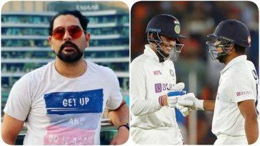 Yuvraj Singh Takes A Jibe At Shubman Gill For Poor Shot Selection in First Innings of IND vs ENG 3rd Test 2021