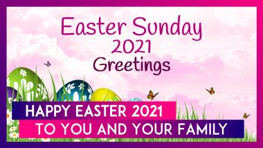 Easter 2021 Messages For Friends: Egg-cellent Easter Sunday Greetings For the Joyous Occasion