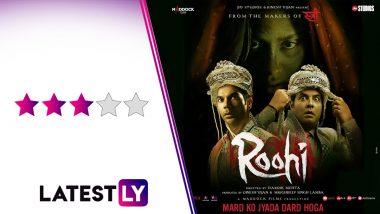 Roohi Movie Review: Rajkumar Rao, Janhvi Kapoor and Varun Sharma's Horror Comedy Will Make You Giggle!