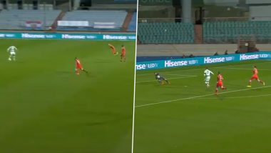Cristiano Ronaldo Misses A Sitter During Portugal vs Luxembourg Match in 2022 FIFA World Cup Qualifiers, Twitter Reacts