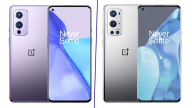 OnePlus 9 Series China Variant To Run on ColorOS Instead of HydrogenOS, Confirms CEO Pete Lau
