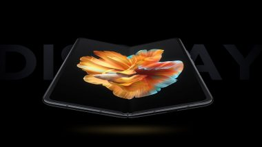 Xiaomi Mi Mix Fold Sale: Chinese Smartphone Maker Sold Over 30,000 Units of its New Foldable Smartphone in Just One Minute