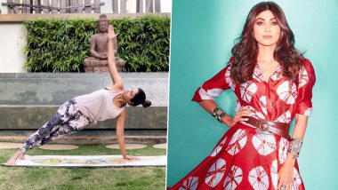 Shilpa Shetty Kundra Shares a Yoga Video, Expresses Concern Over the Ongoing COVID-19 Pandemic