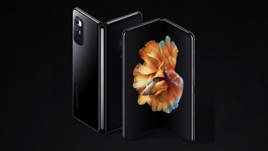 Xiaomi Mi Mix Fold With Snapdragon 888 SoC Launched; Check Prices, Features & Specifications