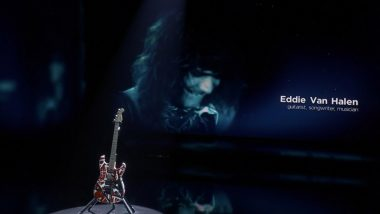 Eddie Van Halen's Son Wolfgang Lashes Out at Grammys for Paying Just a '15-Second' Tribute to the Late Legend
