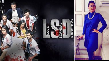LSD-Love, Scandal & Doctors Season 2: Maninee De Opens Up About Her Role in the ALTBalaji Show