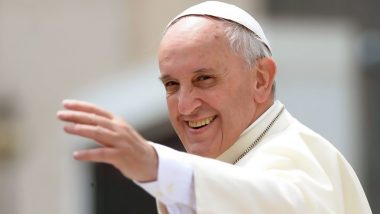 Pope Francis' Holy Week 2021 Schedule: Where to Watch Live Streaming of the Pope's Holy Week Observation? Check Full List With Dates Here