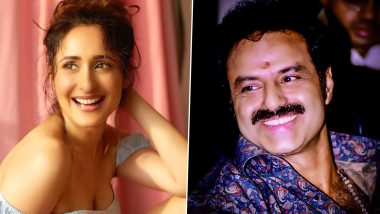 Pragya Jaiswal Feels Nandamuri Balakrishna's Passion for Cinema Is Unmatchable, Says 'He Is a Powerhouse of Energy and Positivity on the Sets'