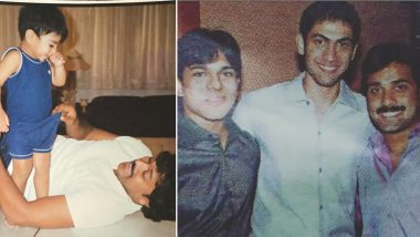 Ram Charan Birthday Special: Five Throwback Pictures Of The Actor That Will Leave You Stunned!