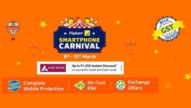 Flipkart Smartphone Carnival Sale 2021: Massive Discounts on iPhone SE 2020, iPhone XR, Narzo 30A, Poco M3, Galaxy S20 FE & More