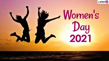 Happy International Women's Day 2021! Know More About The Date, History & Significance