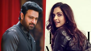 Prabhas and Deepika Padukone's Next to Release in English: Reports