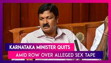 Ramesh Jarkiholi, Karnataka Minister Embroiled In Sex Tape Scandal, Resigns On 'Moral Grounds'; All You Need To Know