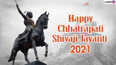 Shiv Jayanti Tithi 2021 Messages, Greetings & HD Images: Proud Maratha Quotes, Telegram Photos, Shivaji Maharaj Pics & Wallpapers Take over Twitter to Celebrate Chhatrapati Shivaji Maharaj Jayanti