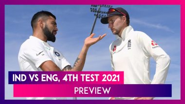 IND vs ENG, 4th Test 2021 Preview & Playing XIs: India Eye Series Win