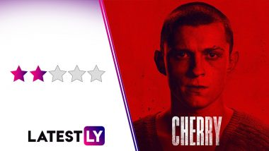 Cherry Movie Review: Russo Brothers' Gritty Drama Starring Tom Holland Is an Unfortunate Misfire (LatestLY Exclusive)