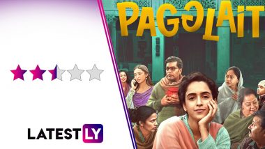 Pagglait Movie Review: Sanya Malhotra and Ashutosh Rana's Performances Make This Netflix Drama a Decent One-Time Watch (LatestLY Exclusive)