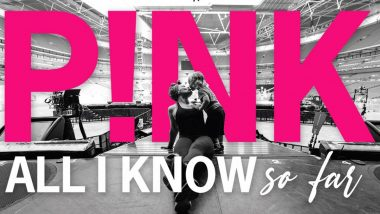 Pink's Documentary 'All I Know So Far' to Debut on Amazon Prime Video on May 21