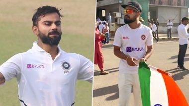 Virat Kohli Lookalike Spotted At Narendra Modi Stadium During IND vs AUS 4th Test Match
