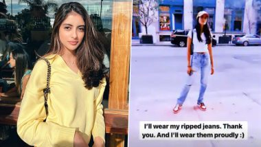 Navya Naveli Nanda Expresses Her Disappointment Towards Uttarakhand CM's 'Ripped Jeans' Statement