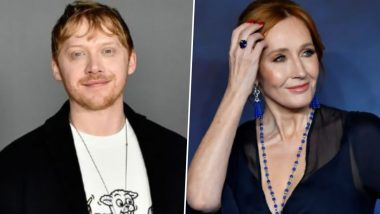Harry Potter Star Rupert Grint Opens Up on Why He Stood Up Against JK Rowling's Controversial Comments on Transgenders