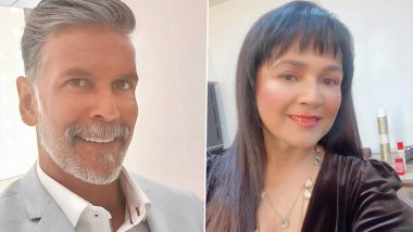 Alisha Chinai Opens Up About Working With Milind Soman, Reveals 'Had to Catch Director at the Collar and Tell Him I Want the Actor'