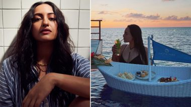 Sonakshi Sinha Shares a Sizzling Throwback Picture From Her Maldives Vacation!
