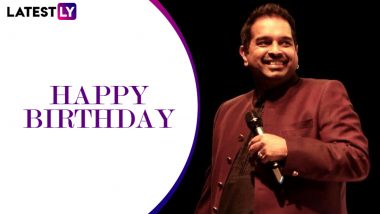 Shankar Mahadevan Birthday Special: 11 Under-Appreciated But Amazing Tracks Composed By Shankar-Ehsaan-Loy That Deserve to Be in Your Playlist! (LatestLY Exclusive)