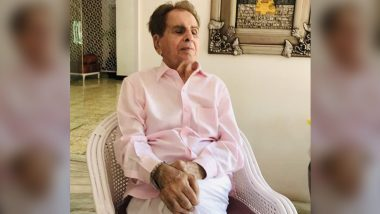 Dilip Kumar Is an Evergreen Superstar As He Dons His All-Time Favorite Pink Shirt at 98