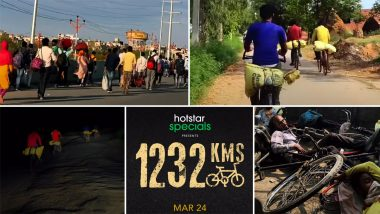 1232 Kilometers: Vinod Kapri's Documentary on Migrant Workers To Be Out on Disney+ Hotstar From March 24 (Watch Video)